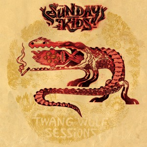 Sunday Kids - Twang Wolf Sessions