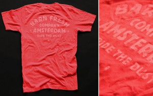 Lennard Schuurmans - Barn Fresh - Ride the dust - red front