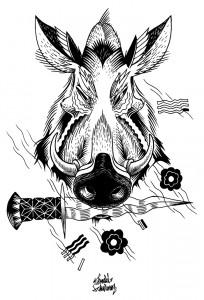 Lennard Schuurmans - Boys Like Us - Wild Boar