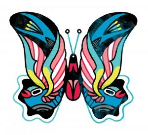 Lennard Schuurmans - Euroman - butterfly bird