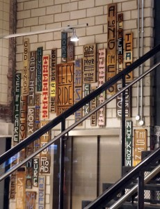 Lennard Schuurmans - Painted Signs - Urban Outfitters 1
