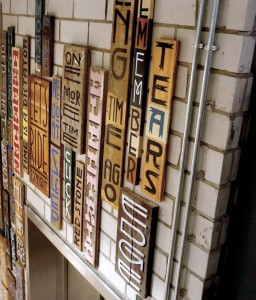 Lennard Schuurmans - Painted Signs - Urban Outfitters 5
