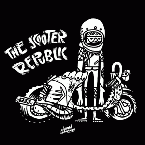 The Scooter Republic - Lennard Schuurmans Tee