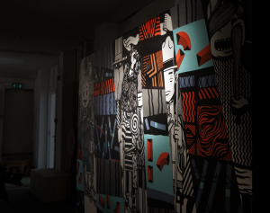 Lennard Schuurmans X Dumboh wall 3