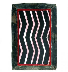 Lennard Schuurmans - Cinderella Rockafella - Acrylics on wood