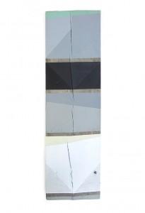 Lennard Schuurmans - White Light - Acrylics on wood
