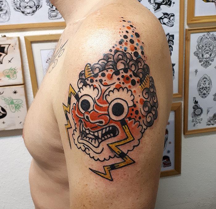 Lennard Schuurmans » Tattoo